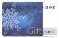 Inside Edge Gift Cards